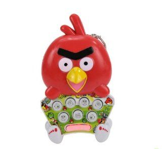 Hand held Games Angry Bird shaped Colorful Light Mole Attack Mouse Game Console with 778 Levels: Toys & Games
