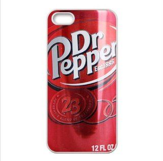 Funny Custom Dr Pepper Soda 1885 TPU Covers Cases Accessories for iphone 5: Cell Phones & Accessories
