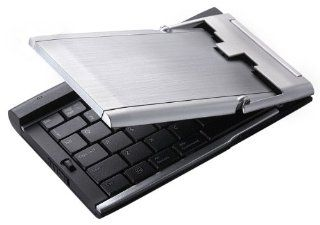 Perixx PERIBOARD 806, Bluetooth ALU Folding Keyboard   Support Android 4.4 KitKat   Elegant Aluminium Design   5.87x3.90x0.83 Inch Pocket Size   Unfolding Design support Lap Typing   US English Layout: Computers & Accessories