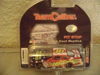 Team Caliber 05 Greg Biffle #16 National Guard Ford Taurus: Toys & Games