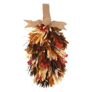 Fall Adventurous Tear Drop Floral Arrangement   Christmas Swags
