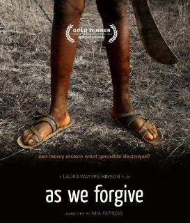 As We Forgive: Narration Mia Farrow, Laura Waters Hinson: Movies & TV