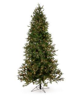 7.5 ft. Balsam Fir Pre Lit Christmas Tree   Christmas Trees