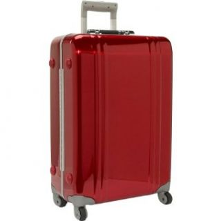 "Zero Halliburton Classic 24"" Polycarbonate (Bright Red): Clothing"