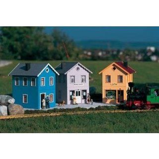 PIKO G SCALE MODEL TRAIN BUILDINGS   VILLAGE BAKERY  62064 Toys & Games