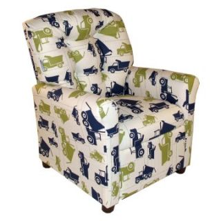 Dozydotes 4 Button Kid Recliner   Dump Trucks   Chairs