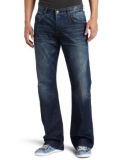 Hudson Jeans Men's Fletcher 5 Pocket Relax Boot Jean, Porter Medium Blue, 30 at  Men�s Clothing store