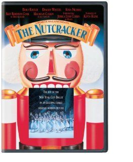 The Nutcracker: Darci Kistler, Damian Woetzel, Kyra Nichols, Bart Robinson Cook, Macaulay Culkin, Jessica Lynn Cohen, Emile Ardolino, Kevin Kline, Robert A. Krasnow, Robert Hurwitz, Arnon Milchan, Susan Cooper: Movies & TV