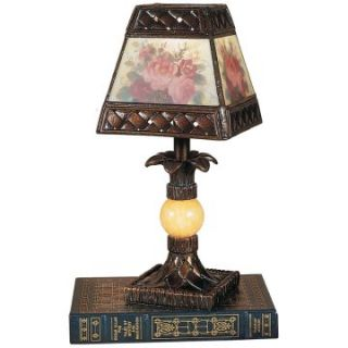 Dale Tiffany Hadden Mini Table Lamp   Table Lamps