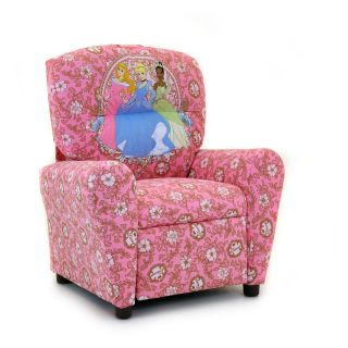 Kidz World Disney's Princess Kid's Recliner   Kids Recliners