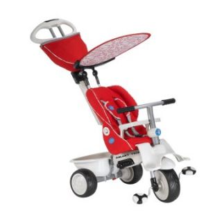 Smart Trike 4 in 1 Recliner Tricycle   Red   Tricycles & Bikes