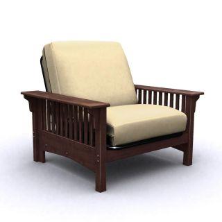 Santa Barbara Futon Chair Frame   Futon Frames