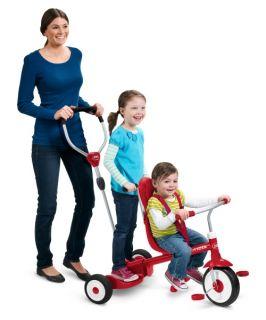 Radio Flyer Ride & Stand Stroll n Trike Tricycle   Tricycles & Bikes