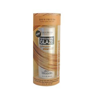 Brilliant Brunette Luminous Color Glaze Platinum to Champagne 6.5 oz. : Hair Highlighting Products : Beauty