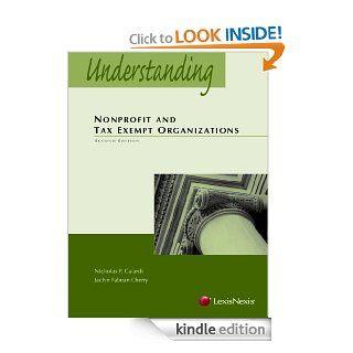 Understanding Nonprofit and Tax Exempt Organizations eBook Nicholas P. Cafardi, Jaclyn Fabean Cherry Kindle Store