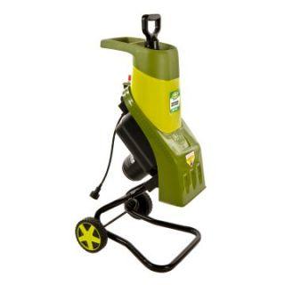 Sun Joe Electric Wood Chipper Shredder   Lawn Equipment