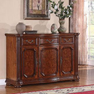 Cordoba Marble Top Dining Sideboard   Buffets & Sideboards