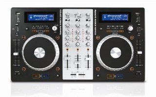 Brand New Numark MIXDECK EXPRESS DJ Mixer With Dual CD/USB Players   Includes Virtual DJ LE, Audio/Video/Karaoke Mixing Software Musical Instruments