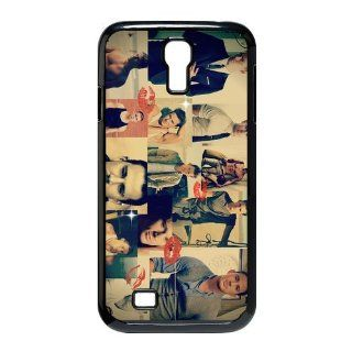 Custom Channing Tatum Cover Case for Samsung Galaxy S4 I9500 S4 859: Cell Phones & Accessories
