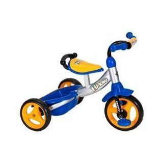 Huffy Hi Low Trike Tricycle   Blue/ Grey  Childrens Tricycles  Sports & Outdoors