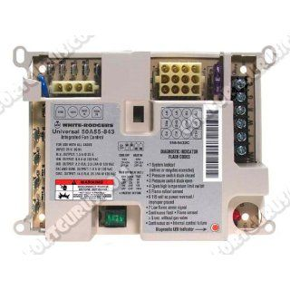 White Rodgers W50A55843 Universal Silicon Carbide Integrated Ignition Control, N/A Hvac Controls Industrial & Scientific