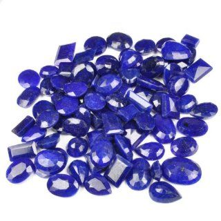 Natural Earth Mined 848.00 Ct+ Precious Blue Sapphire Different Shapes & Sizes Loose Gemstone Lot Aura Gemstones Jewelry