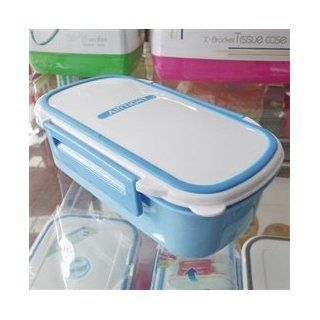 9681 microwave sealing lunch box lunch box lunch box cute lunch box 850ML Video Games