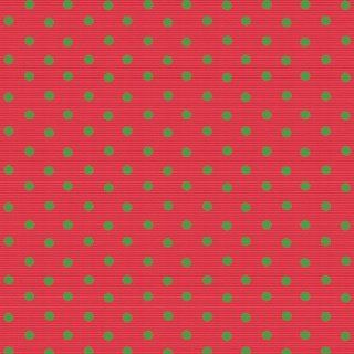 Entertaining with Caspari Continuous Gift Wrapping Paper, Dots Red/Green, 8 Feet, 1 Roll   Red And Green Paper Napkins