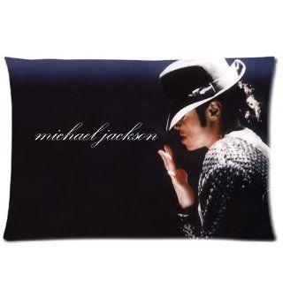 Custom Michael Jackson Pillowcase Standard Size 20x30 Soft Pillow Cover Case PGC 880