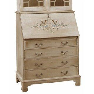 Jasper Cabinet 881 025 Traditions Painted Secretary Desk   Home Office Desks
