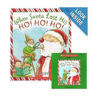 When Santa Lost His Ho Ho Ho (CD & Paperback Book) Laura Rader, Oliver Wyman Books