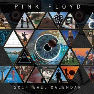 Pink Floyd   2014 16 Month Calendar   Wall Calendars