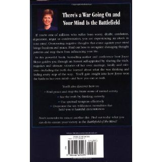 Battlefield of the Mind: Winning the Battle in Your Mind: Joyce Meyer: 9780446691093: Books