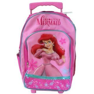 Disney Little Mermaid Ariel Backpack  Full size Rolling backpack Toys & Games