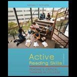 Active Reading Skills