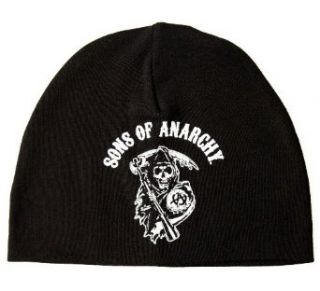 Sons of Anarchy Baby Beanie Cap Black Hat Clothing
