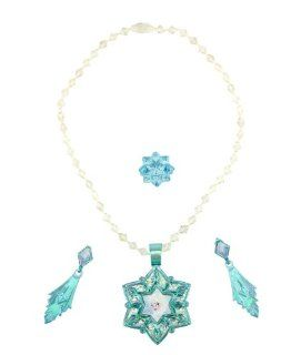 Frozen Elsa's Jewelry Set: Toys & Games