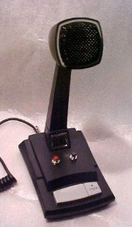 Astatic AST 878DM Amplified CB Ham Radio 6 PIN RCI Base Station Desk Microphone: Electronics