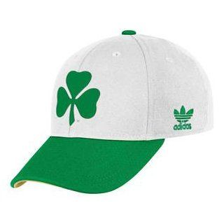 Notre Dame Fighting Irish adidas Shamrock Flex Hat (Large/X Large)  Sports Fan Baseball Caps  Sports & Outdoors