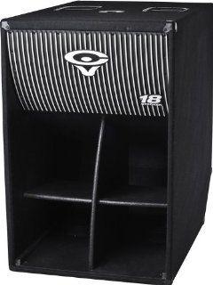"""Cerwin Vega AB 36C Afterburner 18"""" Folded Horn Subwoofer Speaker Musical Instruments"""