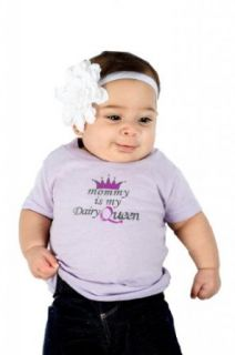 One Creative Mama Baby 'Mommy Is My Dairy Queen' Baby Shirt, short sleeves: Clothing