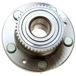 512269 Axle Bearing and Hub Assembly for Mazda 929, Millenia, MPV, Trotege, Protege5, Rear Non Driven with ABS Automotive