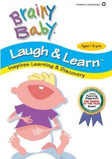 Brainy Baby   Laugh & Learn [VHS] Movies & TV