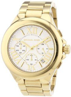 Michael Kors MK5635 Ladies Camille Chronograph Watch: Watches