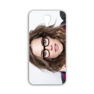 Customizable Samsung Galaxy S4 I9500 Case PersonalizedBabies Babes Allison Williams Allison Williams Stock Photos Black: Cell Phones & Accessories