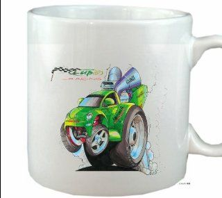 VOLKSWAGEN VW LUPO Koolart 10 fl oz CERAMIC MUG Customised FREE926