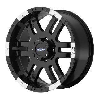 "Moto Metal Series MO951 Gloss Black Machined Wheel (18x9""/5x5.5"") Automotive"