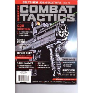 Surefire COMBAT TACTICS Magazine. Vol 10. #2. Fall 2012.: Books