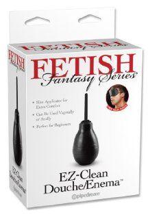 FETISH FANTASY EZ CLEAN DOUCHE/ENEMA Health & Personal Care