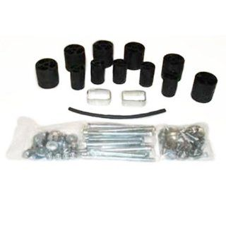 "Performance  Accessories  933  3"" Body Lift Kit  Jeep  Wrangler  Man.  Trans.  86 95 Automotive"